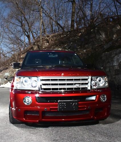 Range Rover Sport by Kahn Design