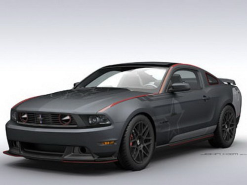 Ford Mustang SR-71 by Shelby and Roush