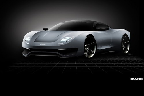Izaro GT-E Concept