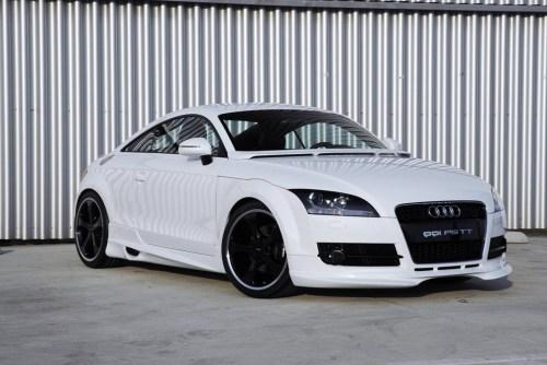 Audi TT Serious bang for your buck