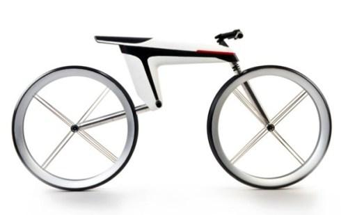 Electric bike concept HMK 561