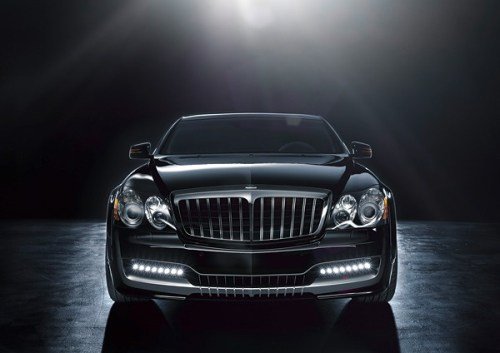 Maybach 57 S Coupe tuning by Xenatec