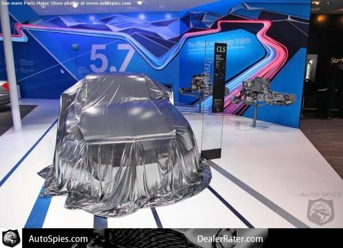 Paris Auto Show photo