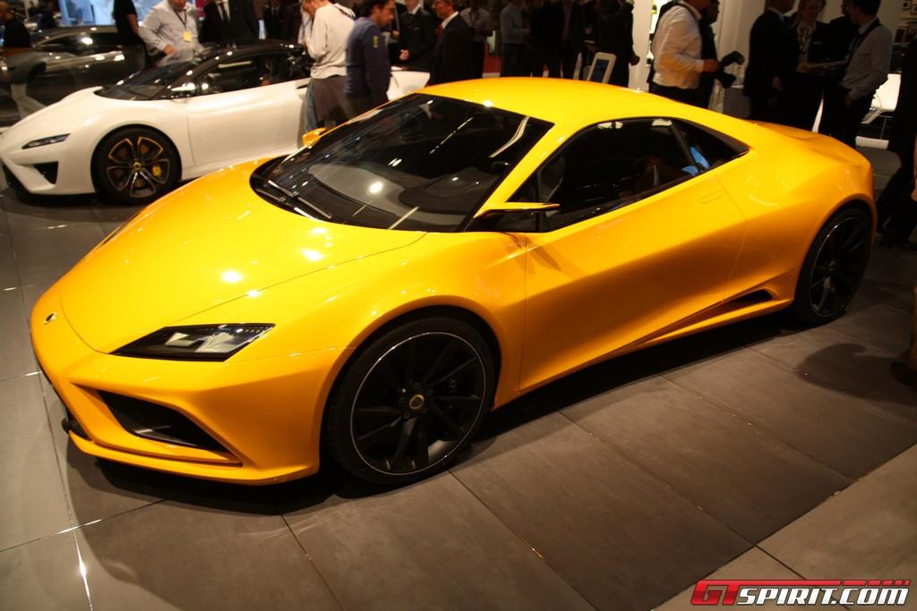 2010 Paris Auto Show 2013 Lotus Elan Car News