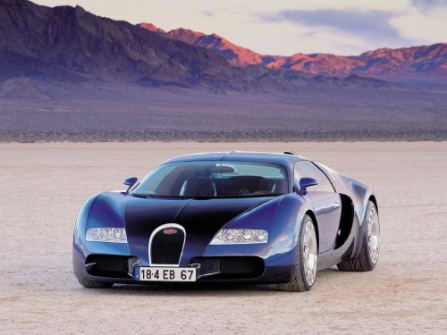 2011 Bugatti Veyron Fuel Consumption