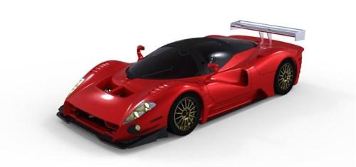 Ferrari P4 5 Competizione