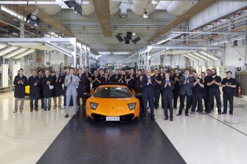 Lamborghini Murcielago Goodbye