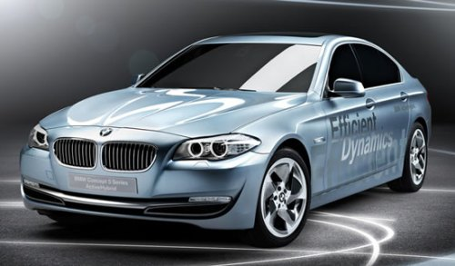 BMW Active Hybrid 5 Series