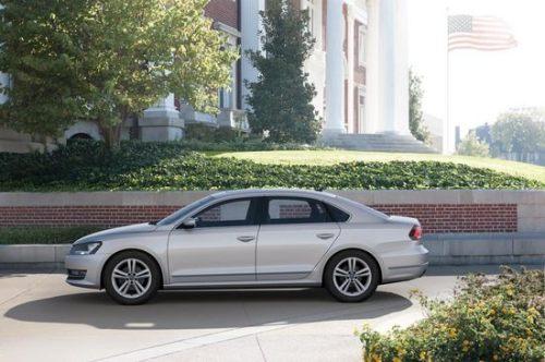 Volkswagen Passat from USA