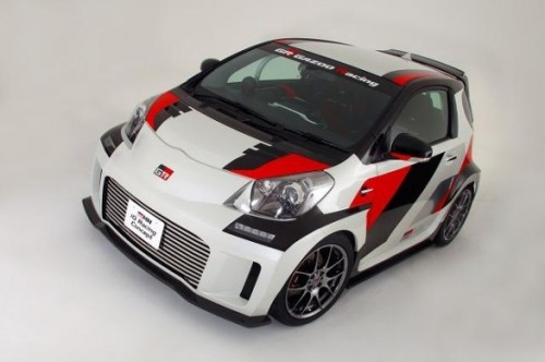 Toyota iQ City Car by GRMN