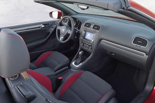 Volkswagen Golf Convertible