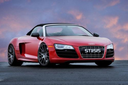 Audi R8 V10 Revamped By STaSIS