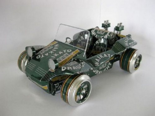 Cool Canned Cars