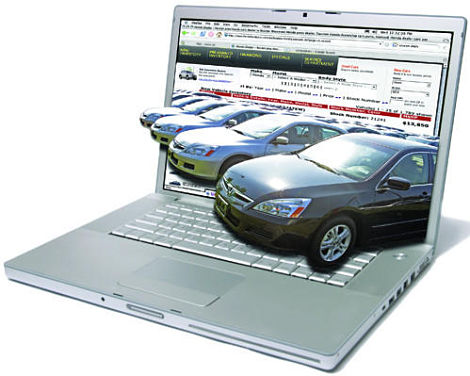 sell your car online
