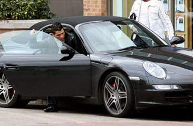 Ronaldo Porsche 911