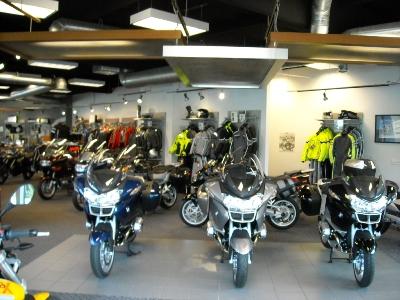 Motorbike Parts Dealer