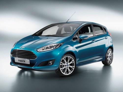 Ford Fiesta-sedan