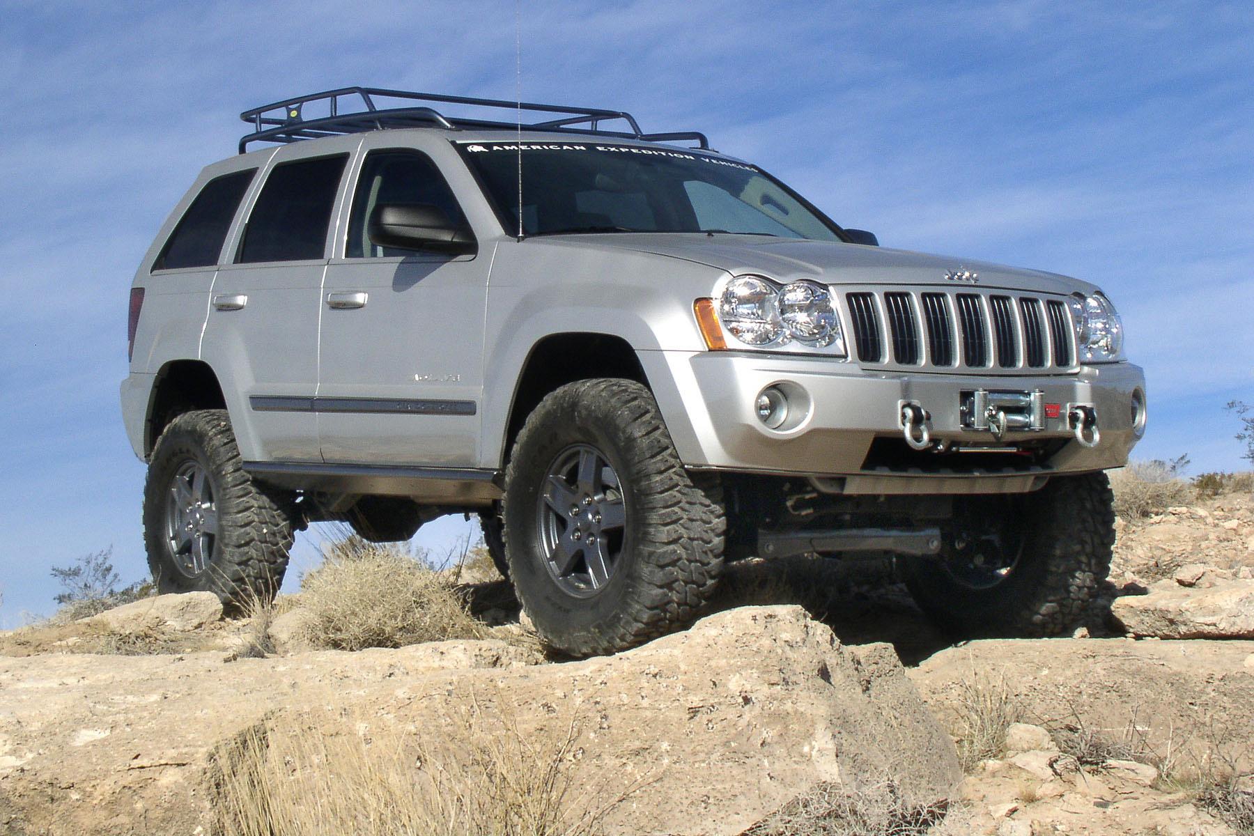 Installing A Jeep Lift Kit