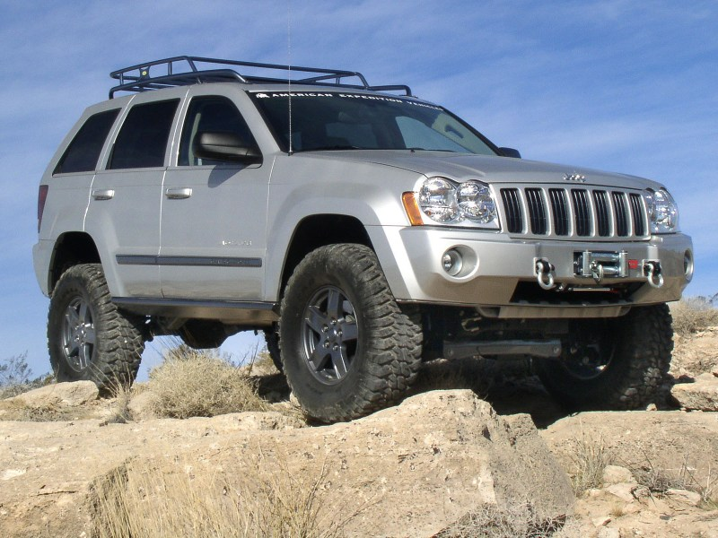 Jeep lift kit