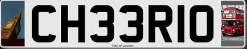 london-plates