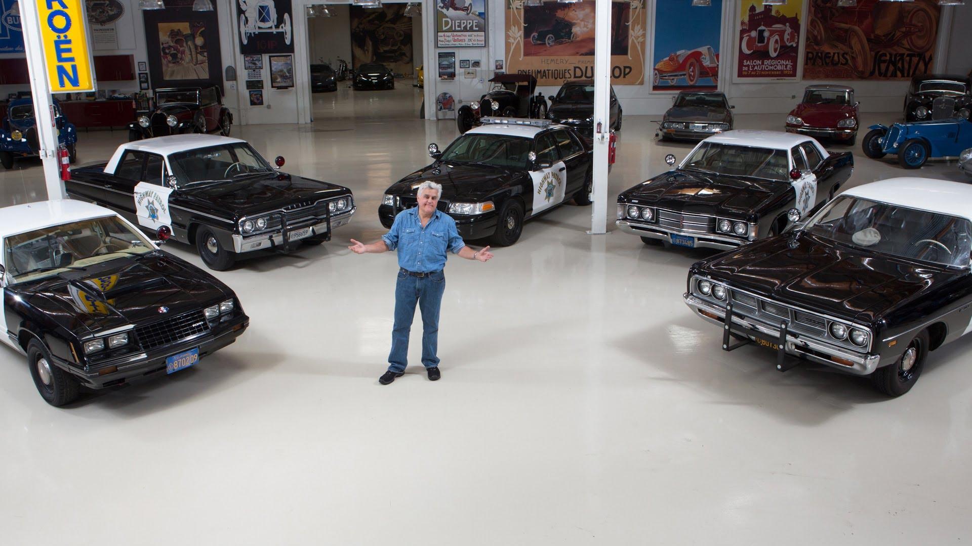 Jay Leno Car: The Cars In Jay Leno's Garage