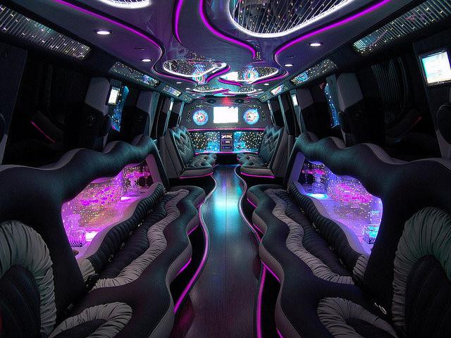 limousine-interior