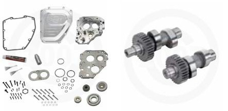 Oil Pumps Parts and Covers for Harley Davidson