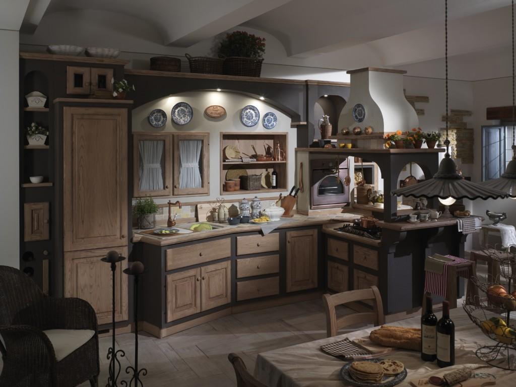 Cucine Country  Pittori  Casa Arredo