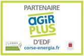 Aides financières en étant partenaire Agir Plus de EDF Corse