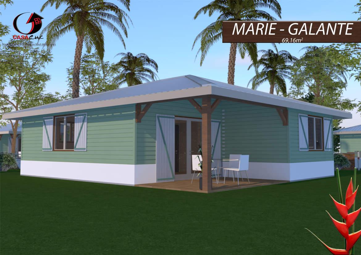 prix m2 construction maison martinique
