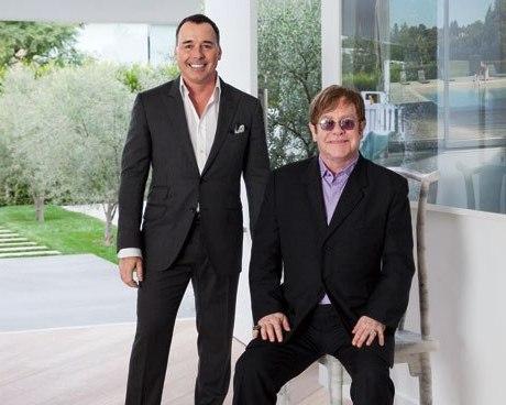Cum arata casa lui Elton John  Casa i Grdina