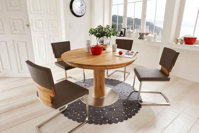 Esstisch  Rund Oval Quadratisch  Esszimmer  Casa Dormagen