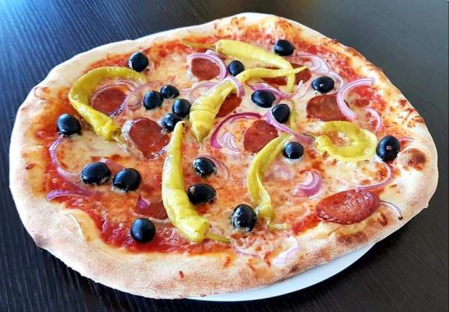 Pizza Fleckeby