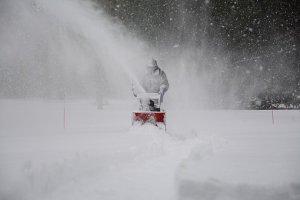 snow cleaner