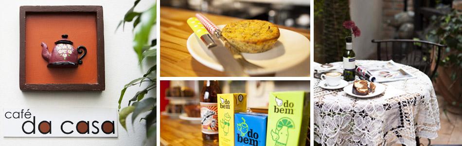 Fotos Café da Casa - Casa Amarela
