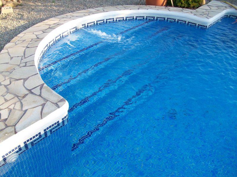 Zwembad van Casa Amigo
