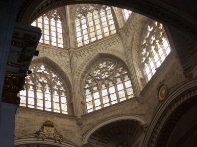 Kathedraal in Valencia
