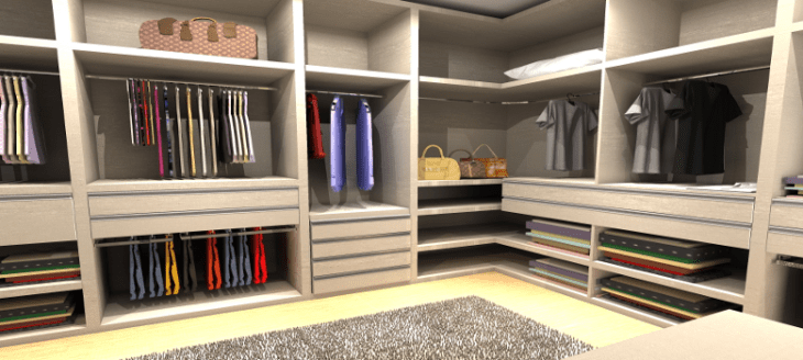 Como Organizar Closet