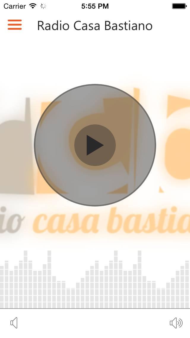 App RCB iOS ASCOLTA