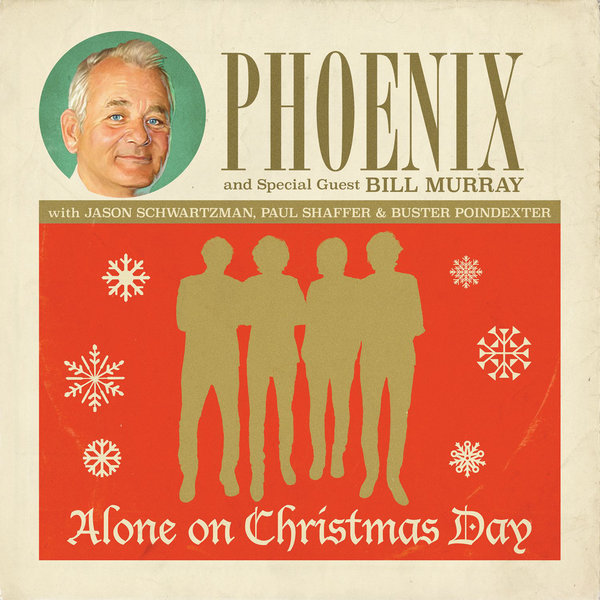 Phoenix - Alone on Christmas Day - Single