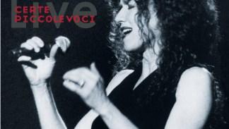 Fiorella Mannoia - Certe Piccole Voci (Live)