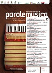 Parolemusica 2013