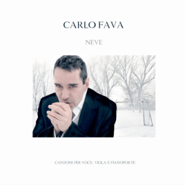 Neve - canzoni per voce, viola e pianoforte