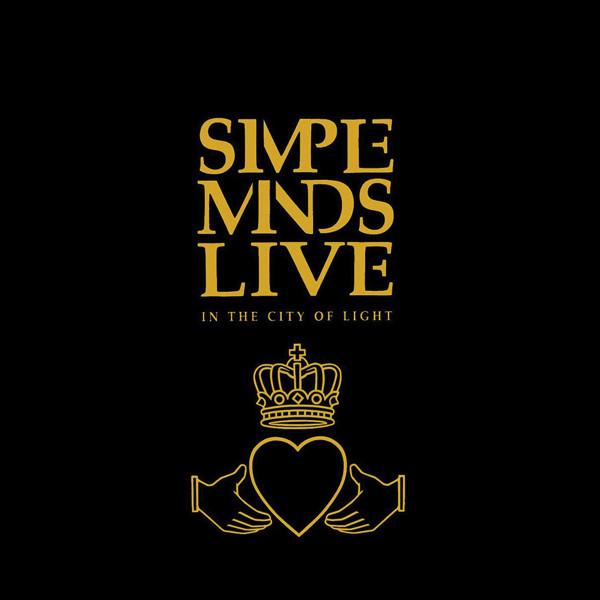 Simple Minds - Live In The City Of Light