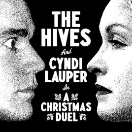 The Hives & Cyndi Lauper - A Christmas Duel