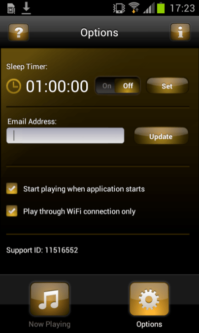 app rcb android screenshot 1