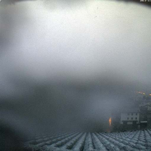 Montese neve 21 novembre 2013