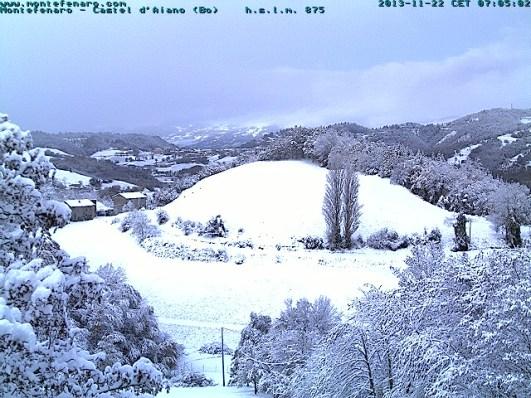 Webcam montefenaro.com