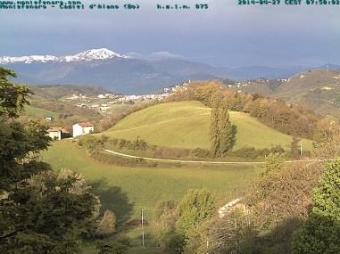 Webcam Montefenaro 27 aprile 2014