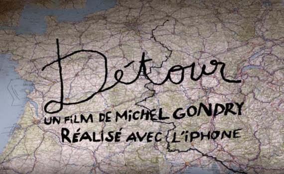 detour un film de Michel Gondry